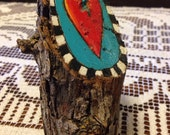 Sweetheart – tree stump art