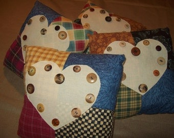 patchwork pillows lots