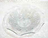 Jennette Glass Iris Bowl