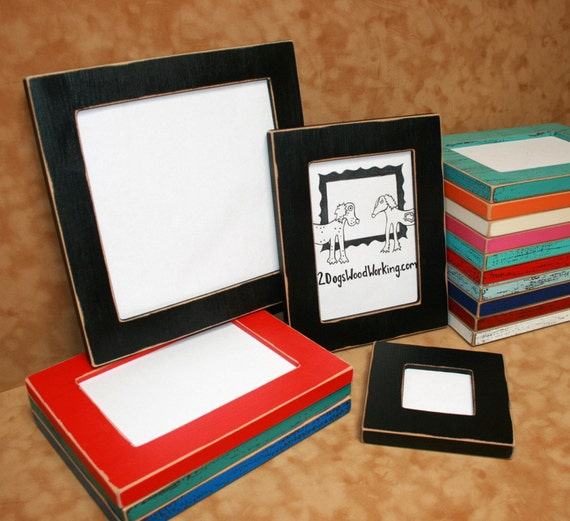 13x19 picture frame, Bright colored frame, Black photo Frame ...