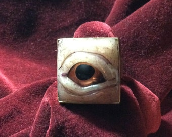 Orb of the Ghost Demon- The All Seeing Eye Ring