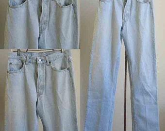 Levi Strauss 501 Jeans