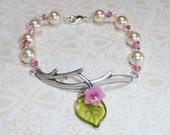 RESERVE FOR DAWN - Pink Garden Bracelet - B1730