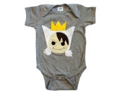 Baby Onesie – Wild Boy – Book Character – Baby Shower – Infant Bodysuit - Unisex One Piece