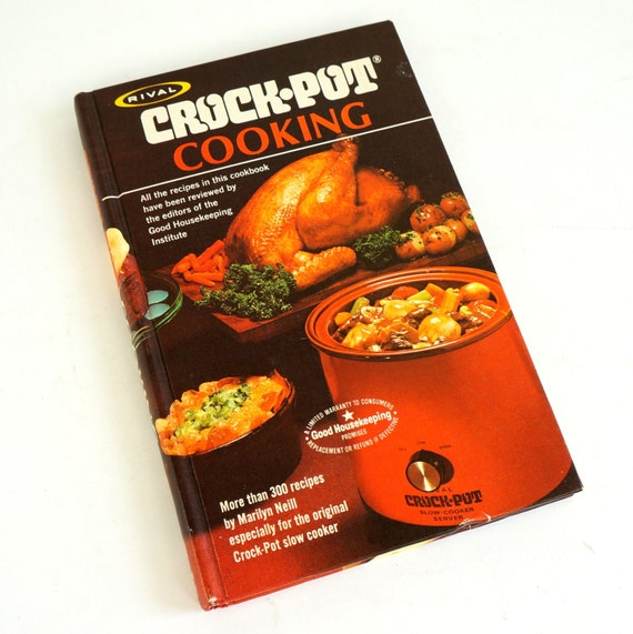 Quick and Easy Paleo Crock Pot Recipes (Civilized Caveman ... |Vintage Recipe Book Crock Pot