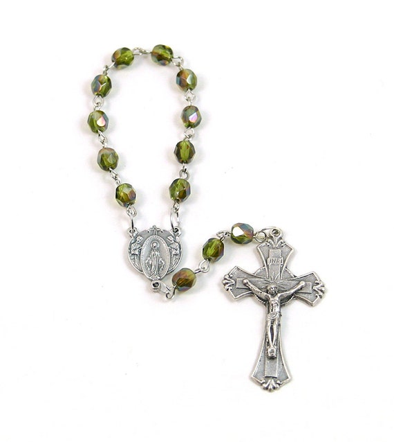 Single Decade Irish Rosary