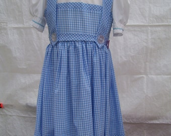 Dorothy Dress       Size girl  8