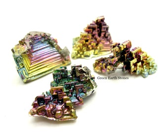 ONE Bismuth, Element, Collectors, Metaphysical, Elemental, Magic, Collectors, Rock Hound, Rare,