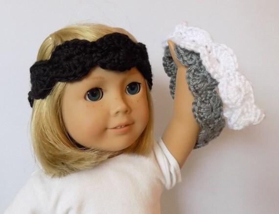 18 Inch Doll Headband Doll Clothes Boho Headbands
