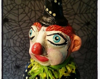 Clown on a Highwire