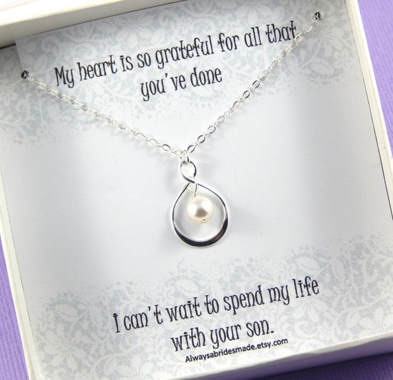 Jcpenney Wedding Gifts: Mother Of The Groom Necklace Gift Mother Of The Groom
