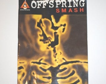 Offspring - Smash Guitar Tab Music Book
