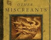 Justin Gerard Sketchbook 2014: Dwarves, Dragons and Other Miscreants