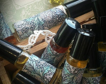 Lime in the Coconut Botanical Perfume Oil