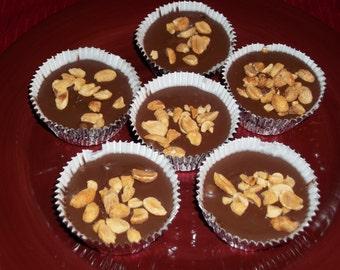 Ooey Gooey Peanut Butter Cups
