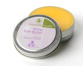 Hemp Bum Butter diaper ointment