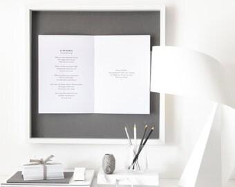 Anniversary Gift/ Favourite Song Lyrics Frame