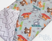 Baby blanket /flannel baby blanket/ yoga cats and dogs baby blanket