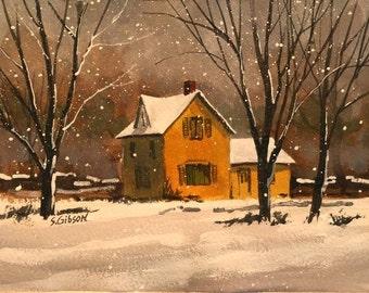 Barn, Liz Camper's House