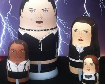 The Craft Matryoshka Dolls
