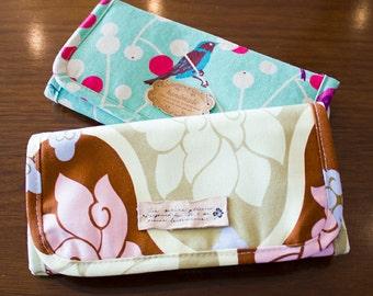 788 Janeya Wallet PDF Pattern - Free Skirt Pattern included