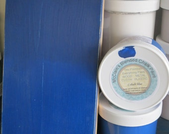 Sample Pack 5 4oz Jars Premium Mcclains Chalk Blended Paint