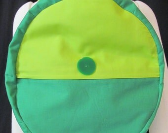 Finn Backpack Adventure Time Green Back Pack Cosplay Costume