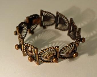 Pentti Sarpaneva Bracelet Bronze Mid 1900s