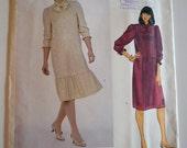 Vogue Paris Original 2352 Nina Ricci Misses Dress Size 14 UNCUT