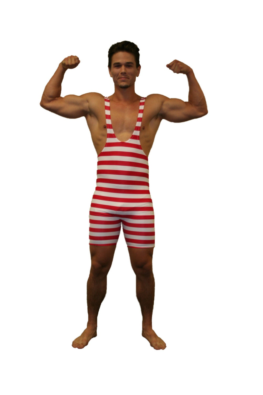 Made 4 U Stars and Stripes Red Wrestling Singlet; 1 Review(s) Made 4 U Stars and Stripes Red Wrestling Singlet. More Views. Made 4 U Stars and Stripes Red Wrestling Singlet. $ The front has a red design with blue highlights and an American Flag emblem, and the back features a field of red and white stripes.