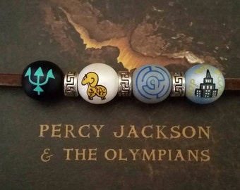 Percy Jackson necklace, camp half blood, Christmas  Rush Order