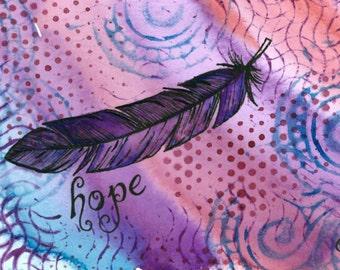 Hope 4x6 Art Print