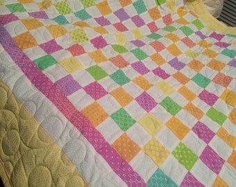 Bright Sherbet Quilt