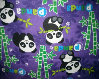 Panda  Microwavable corn bags