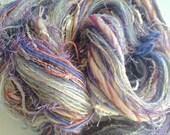 Lavender Knitting Yarn Wool Art Crochet Weaving Yarn
