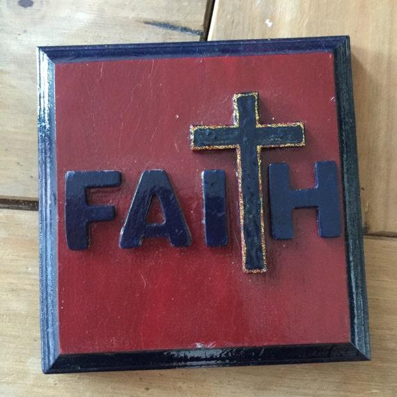 Faith wall decor for Faith decor
