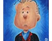 Linus Van Pelt, Esquire  Peanuts Gang  8x10 Print