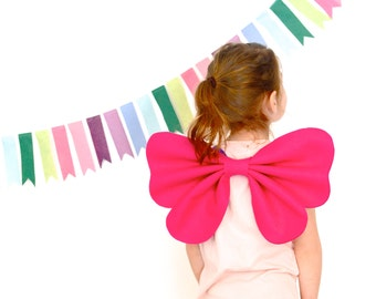 Butterfly Wings, Dress up clothes, Butterfly Costume, Pretend Play, Childrens Toys, Gifts Under 25, Girls Birthday Present