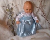 Disney Frozen Princess Elsa dress for American Girl Bitty Baby Doll