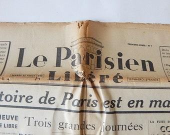 french ephemera newspaper war front covers french ephemera lot