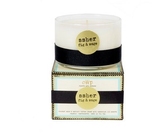 """The wearable candle! """"Asher"""""""