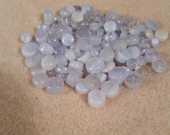 Chalcedony Gemstone Beads