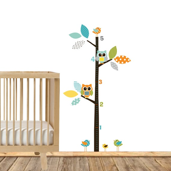 VACATION SALE-All orders ship Aug 15th!! Boys Nursery Growth Charts, Vinyl Growth Charts, Vinyl Decals, Nursery Wall Decor, Wall Art Vinyl