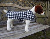 Custom Order for Julia-Three Black and White Pattern Coats- Size Small