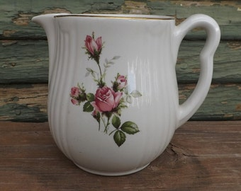 Primrose Water Pitcher by Hall China Another Grand Union Exclusive