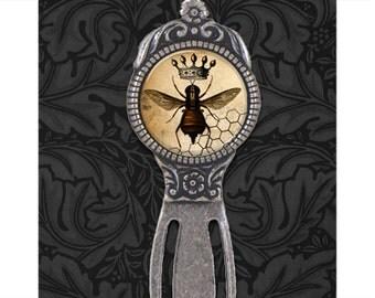 Queen Bee Bookmark