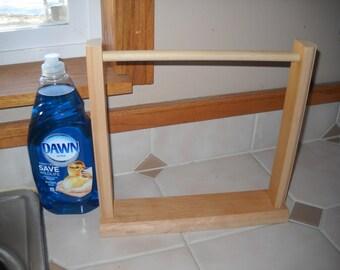 Dish Towel Cloth Rack