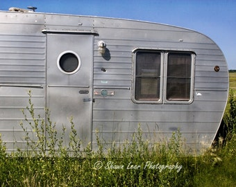 Star Trailerized Camper Home  Manufactured by the Mid States Corporation