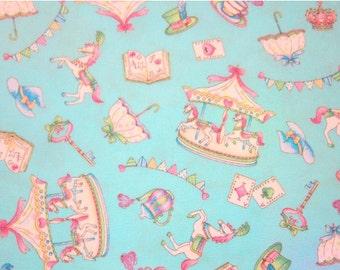 Merry-go-round Lolita  Blue 50cm,