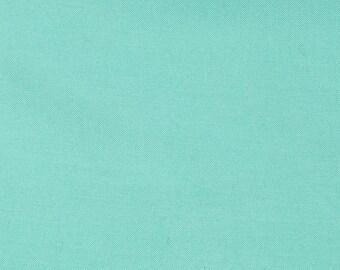 Solid Mint Green Rayon Challis, 1 Yard